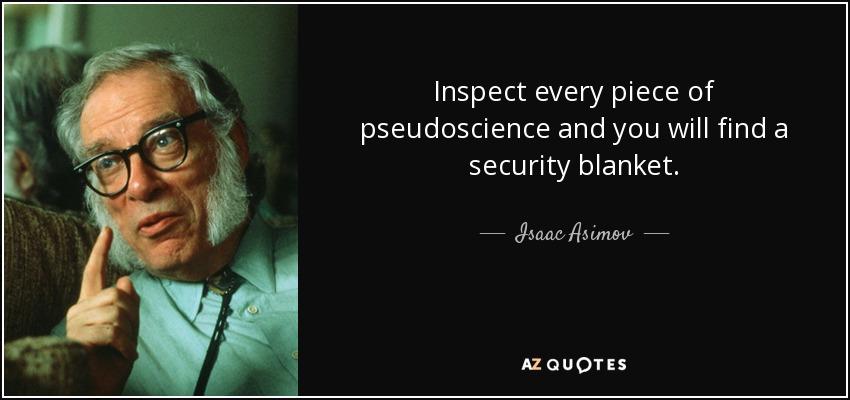 Lance Martin pseudoscience
